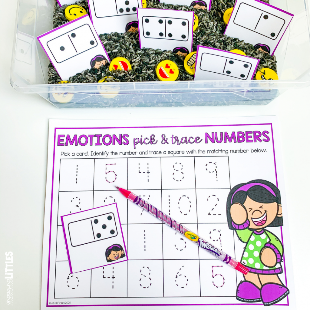 emotion themed activities