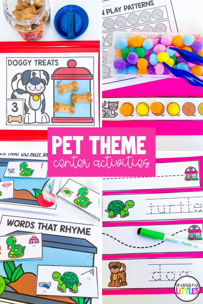 pet themed centers