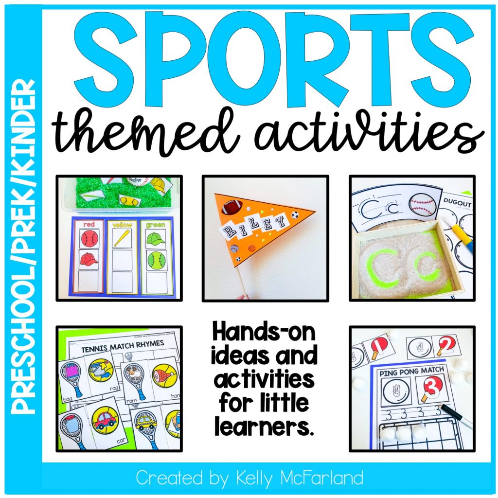 sports themed centers